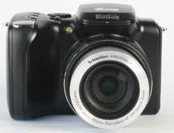 Kodak Z712 IS front view