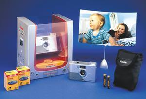 Kodak announce Christmas gift packs