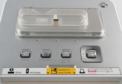 Kodak easyshare G600 top view