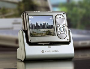 Konica Minolta Dimage X1 announced