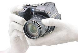 Konica Minolta announce 8.0-Megapixel SLR-type DiMAGE A200