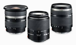 Konica Minolta introduces new DT series lenses