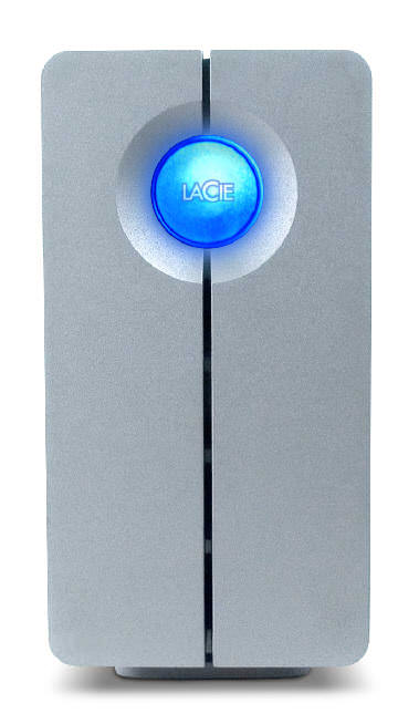 LaCie storage device