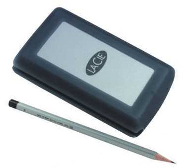 Lacie PocketDrive