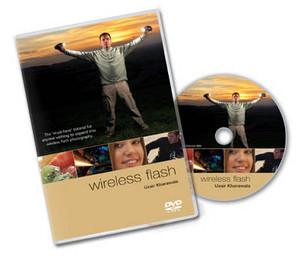 Flash DVD by Uzair Kharawala - Flash photography DVD