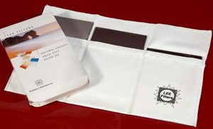 Lee Filter' Filter now supplied in Wraps