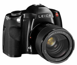 Leica S2 digital SLR
