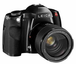 Leica S2 digital SLR