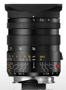 Leica Tri-Elmar-M 16-18-21mm f/4