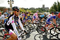 Tour of Britain bike race