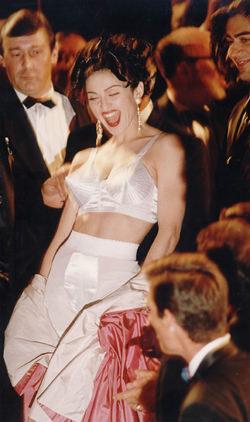 Madonna by Dave Hogan
