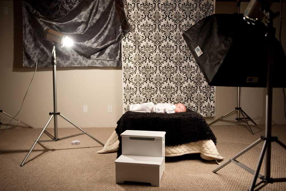 Lighting set-up & Advice on portrait lighting with Michael Alan Bielat