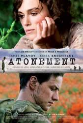 Atonment poster