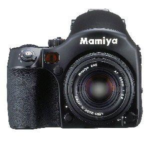 Mamiya 645 AFDII introduced