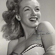 Marilyn Monroe photo goes for 14,100 at auction