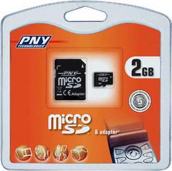 PNY Micro SD 2Gb