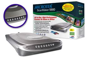 Microtek ScanMaker 5900