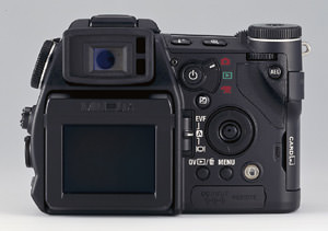 Minolta A1 with Anti-shake technology unveiled