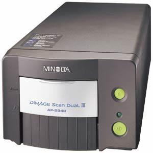 Minolta DiMAGE Scan Dual III