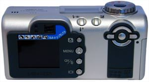 Minolta Dimage F100 Review