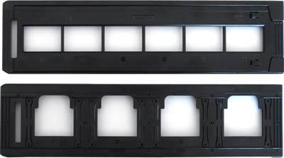 Minolta Dimage Scan elite II film slide holders