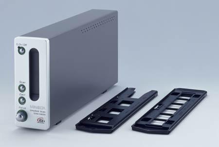 Minolta Dimage Scan Elite 5400 announced