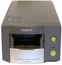 Minolta Scan Dual 3 review