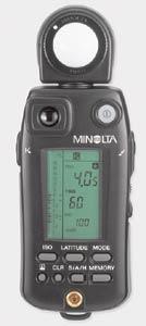 Minolta Flash Meter VI