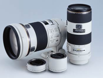 Minolta announce two new SSM lenses
