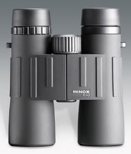 Minox 8x42 BL and Minox 10x42 BL binoculars announced