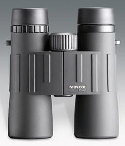 Minox 8x42 BL and Minox 10x42 BL binoculars announced