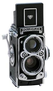 Minox Digital Rollei TLR added to Digital Classic Camera range