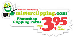 MisterClipping.com introduces hand-made clipping paths online