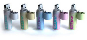 Moxia Energy - USBCell batteries