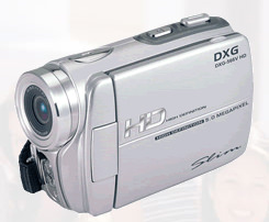 DXG-569V HD 5Mp Digital Camcorder