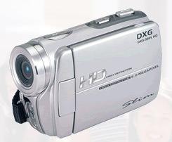 DXG-569V HD 5Mp Digital Camcorder