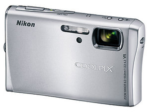 Nikon CoolPix S50 and S50c - pocket sized compacts launched with Wi-Fi
