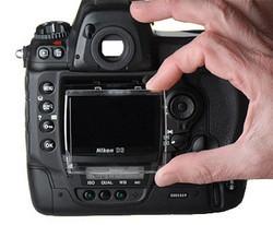 Hoodman Nikon D3 LCD Hoodcap