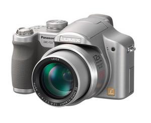 Panasonic DMC-FZ8 - prosumer camera launched