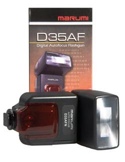 Marumi D35AF Digital Autofocus Flashgun