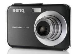 BenQ T850 8M Digital Camera