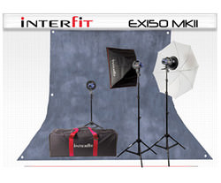 Interfit EX150 Lighting Kit