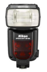 Nikon SB-900 Speedlight flash gun