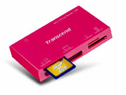 Transcend Multi-Card Reader