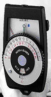 New prices announced for two Sekonic Light meters