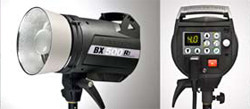 BXRi 500 flash unit