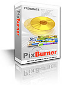 PixBurner archives digital photos