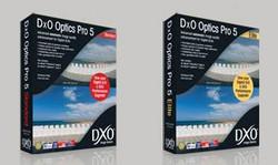 DxO Optics Pro v5