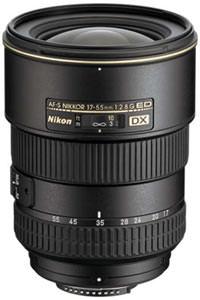 Nikon 17-55mm f/2.8