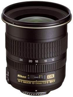 Nikon AF-S 12-24mm f/4 DX G ED